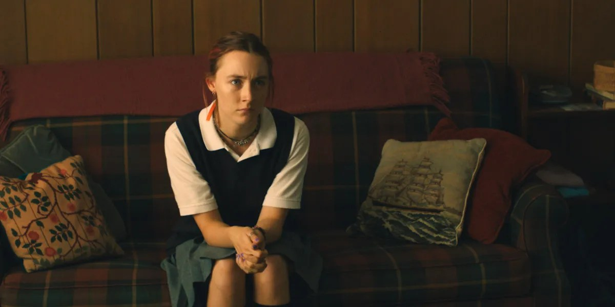 """Saoirse Ronan stars in coming-of-age movie """"Lady Bird."""""""