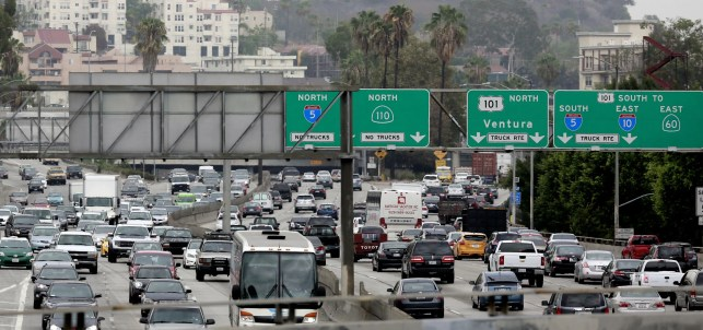 Environmentalists: New documents reveal why Trump shouldn't lower gas mileage standards