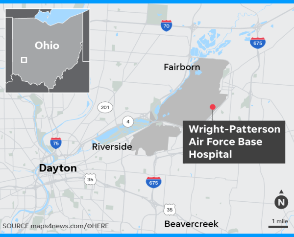 Wright-Patterson AFB: All-clear after active shooter ...