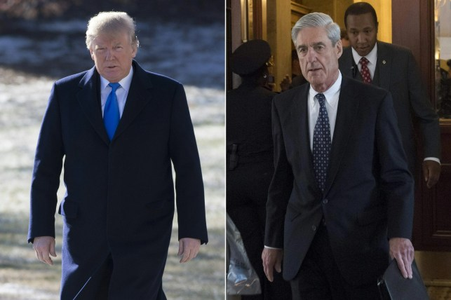 Donald Trump braces for Robert Mueller's report on Russian meddling (whenever it comes)