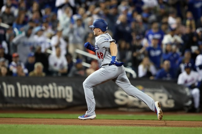 Kershaw, Dodgers catch Syndergaard on bad day, beat Mets 9-2