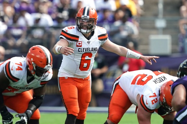 The Browns overcome rough start to lead the AFC North