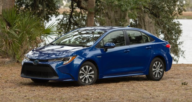 The 2020 Toyota Corolla was named as a Consumer Reports Top Pick.