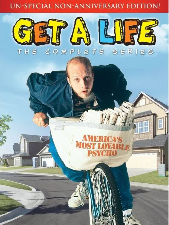 'Get A Life' Complete Series