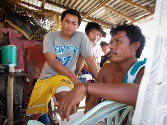 Fish fight China Philippines