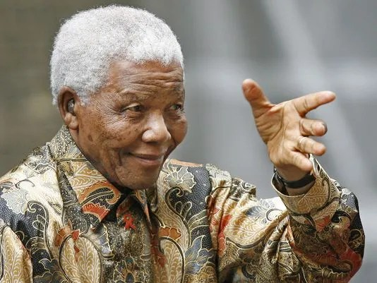 Former South African President Nelson Mandela has been hospitalized with a recurrent lung infection