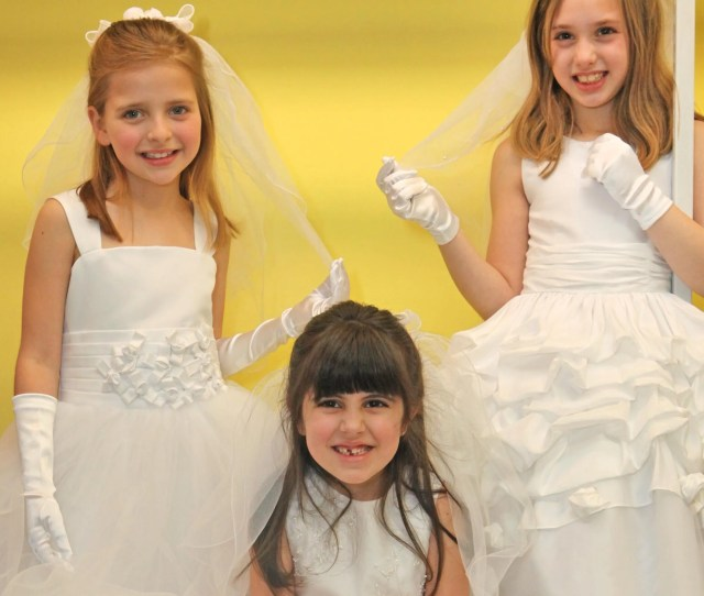Gan Communion Dress