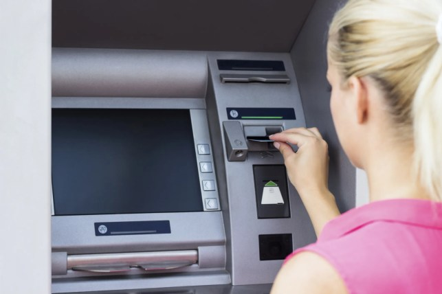 You're taking a bigger hit at the ATM. Fees reach a record $4.72, with more coming.