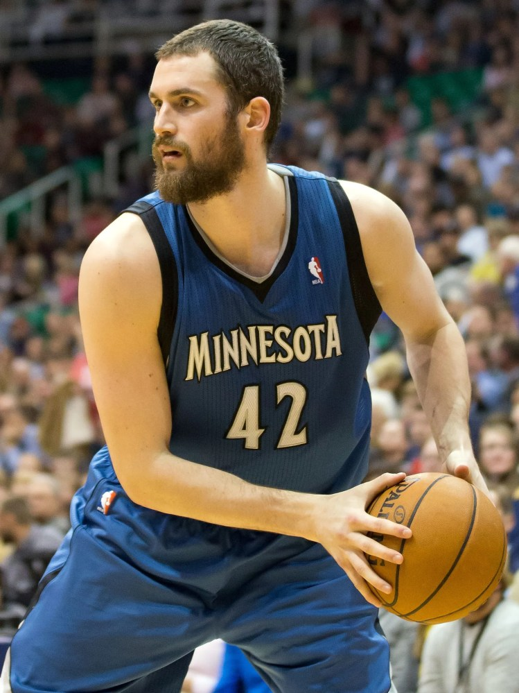 T'wolves Kevin Love sidelined again with broken hand