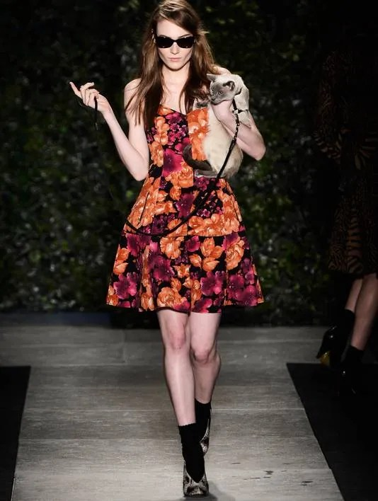 Tracy Reese, f/w2013-14 collection