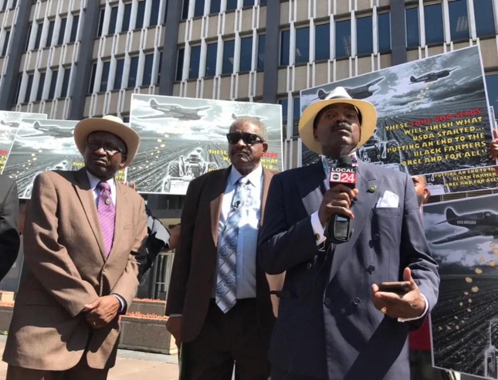 Black farmers sold defective seeds by Iowa company Stine ...