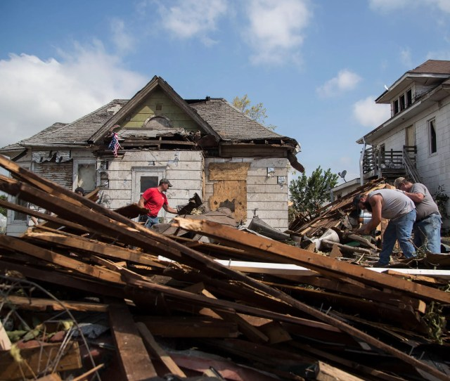 Marshalltown Faces Big Questions As Residents Dig Out Of Tornado Destruction
