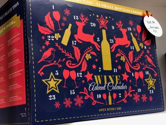 Aldi Wein Adventskalender