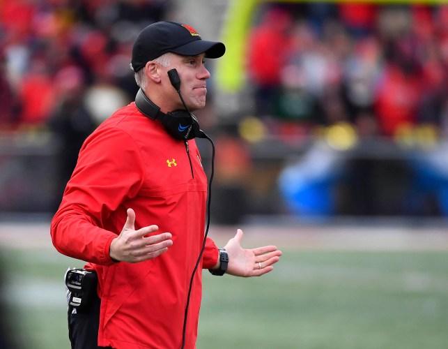 Maryland football players discuss team's culture, defend coach DJ Durkin