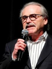 David Pecker runs National Enquirer publisher American Media Inc.