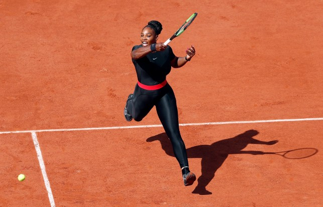 French Open ban on Serena Williams' catsuit shows tennis just can't get out of its own way