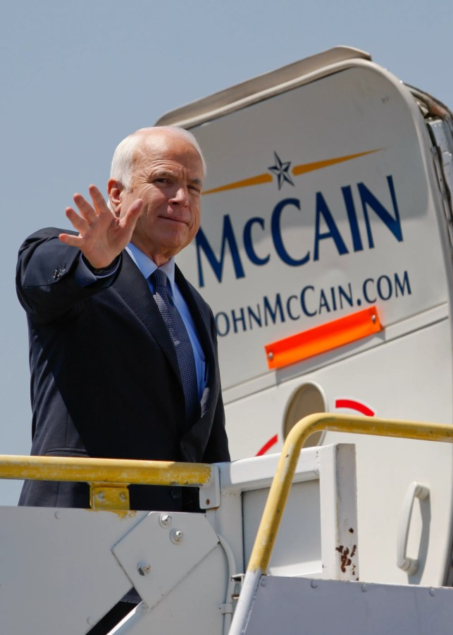 John McCain refused to fly nonstop between Washington and Phoenix for years. Here's why
