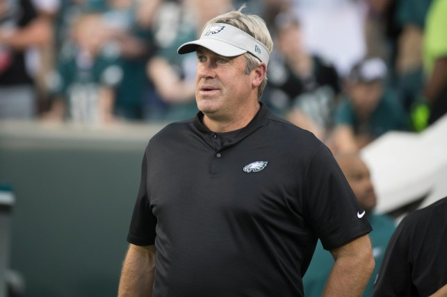 Doug Pederson gets testy over questions about Eagles starting QB