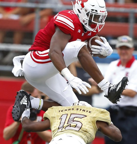 Image result for raheem blackshear rutgers
