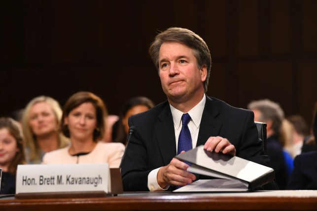 Kavanaugh confirmation: Senate plans to hear Christine Blasey Ford on allegations of sexual assault
