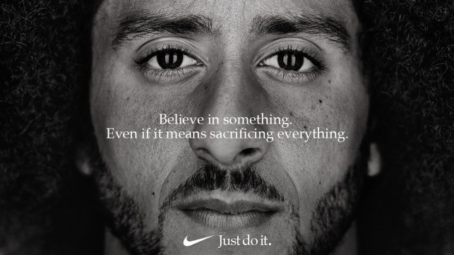 There's an easy answer to President Donald Trump's question about Nike
