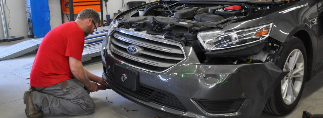 High Tech Features New Materials Boost Car Repair Costs