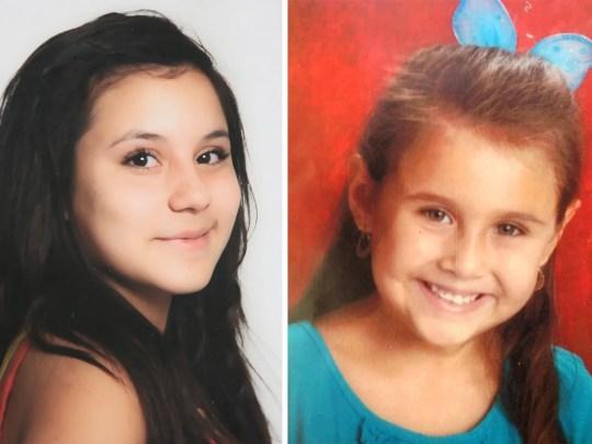 Maribel Gonzalez (à gauche) a disparu en 2014 et Isabel Celis a disparu en 2012. Le 15 septembre 2018, la police de Tucson a annoncé l'inculpation de Christopher Matthew Clements pour les meurtres des deux filles.