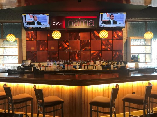 Nama Sushi Bar,  260 N. Peters Road, opened on Tuesday, Sept. 18