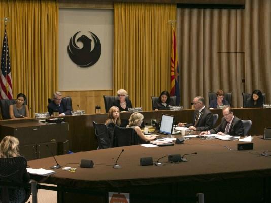 Conseil municipal de Phoenix