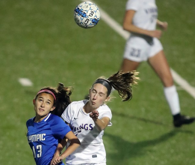 North Kitsap And Olympic Shared The Olympic League 2a Girls Soccer Title This Fall