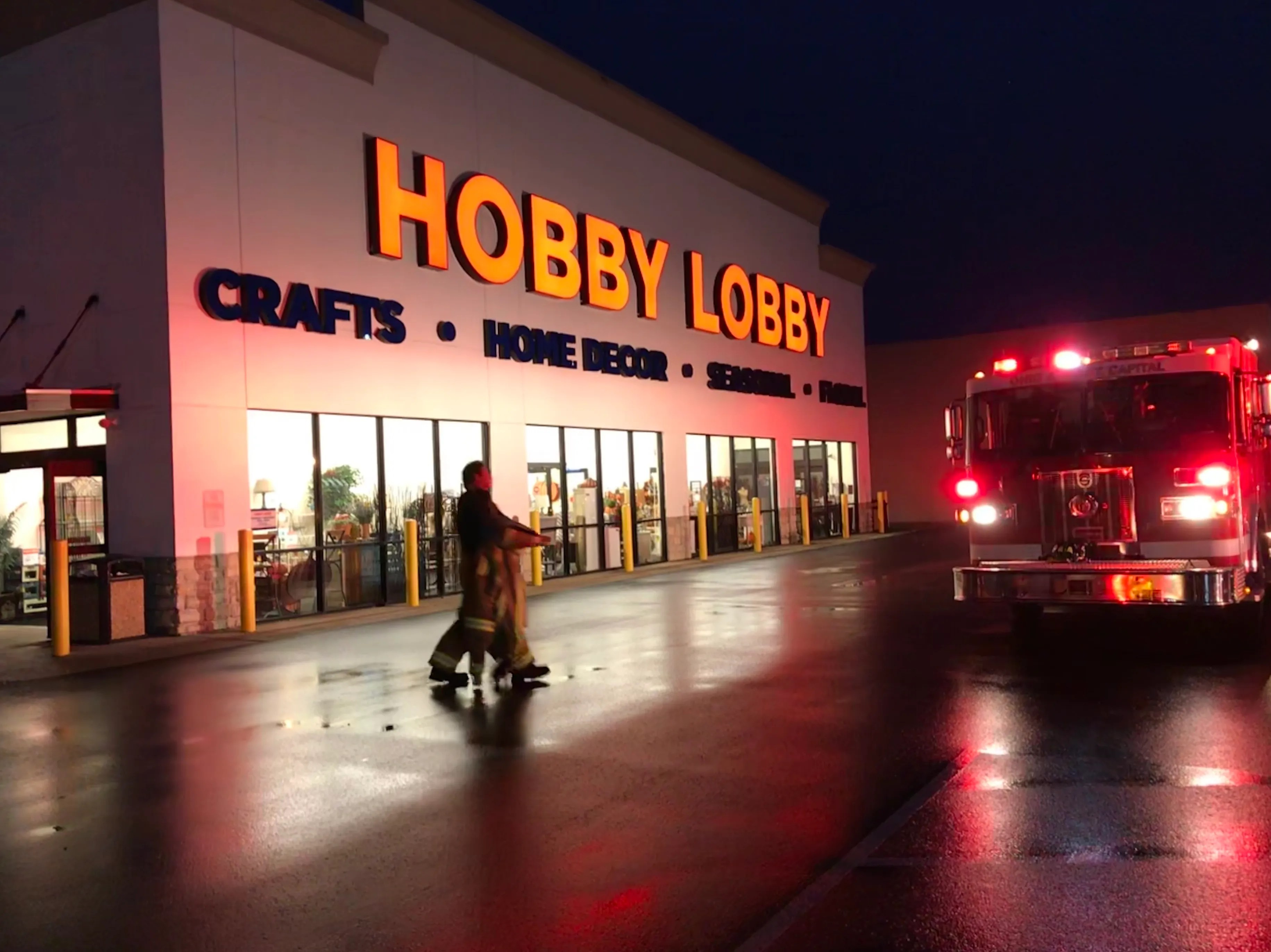 Chillicothe Fire Dept. investigating 'suspicious' fire at ... on Hobby Lobby id=72741