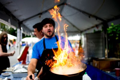 knoxvilles greek fest welcomes visitors with food dancing and open arms on - What Food Places Are Open On Christmas