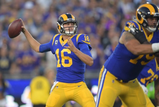 LA Rams: Jared Goff torches Minnesota Vikings for five TDs