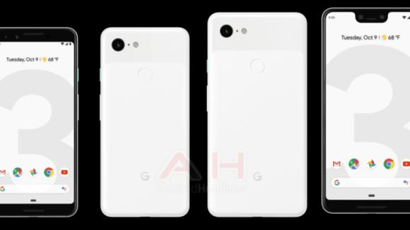 Google Pixel 3 and Pixel 3 XL leak