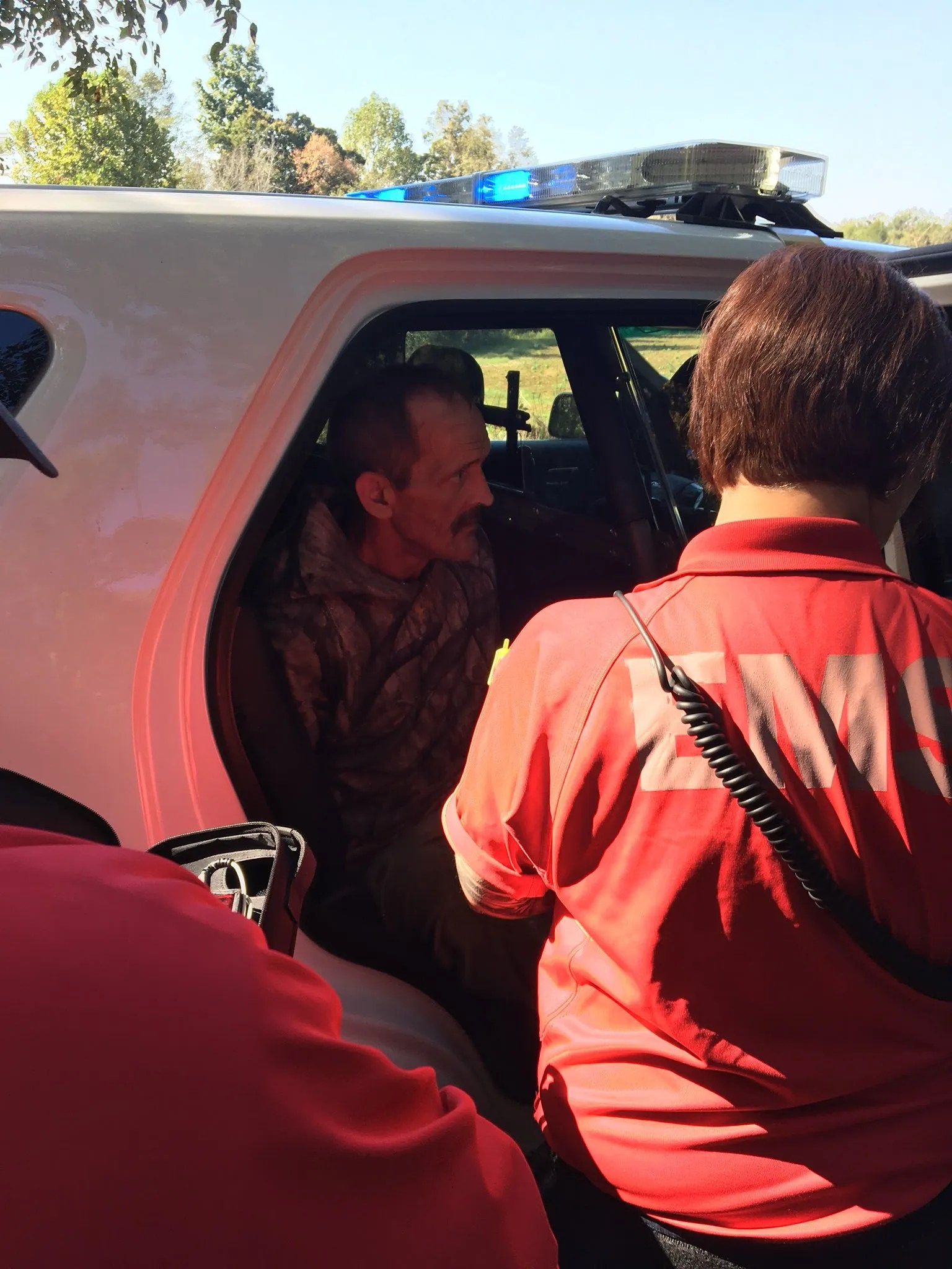 Manhunt ends with Kirby Wallace's arrest late Friday ...