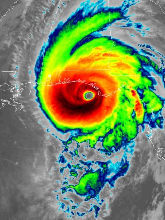 Ap Tropical Weather Hurricane Strength A Wea Usa Fl