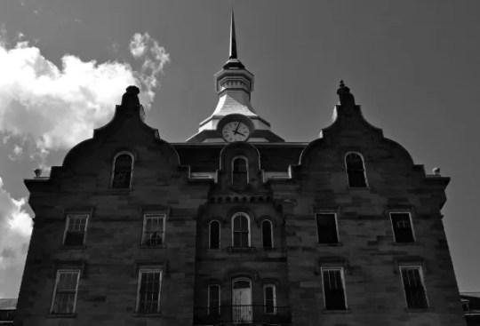 West Virginia: Trans-Allegheny Lunatic Asylum