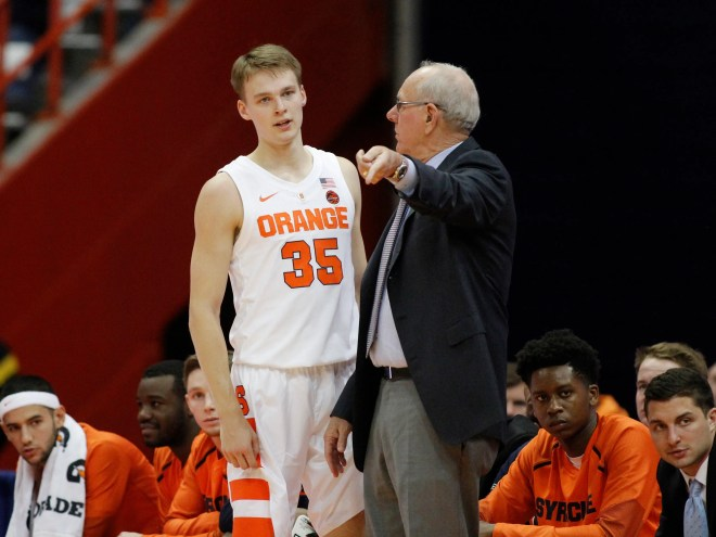 wholesale dealer f91dc be8c8 Hall of Fame dad: How Jim Boeheim's three kids grew up to ...