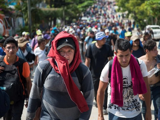 Migrants Prepare To Resume Their March To The Us With Reproaches To The Un