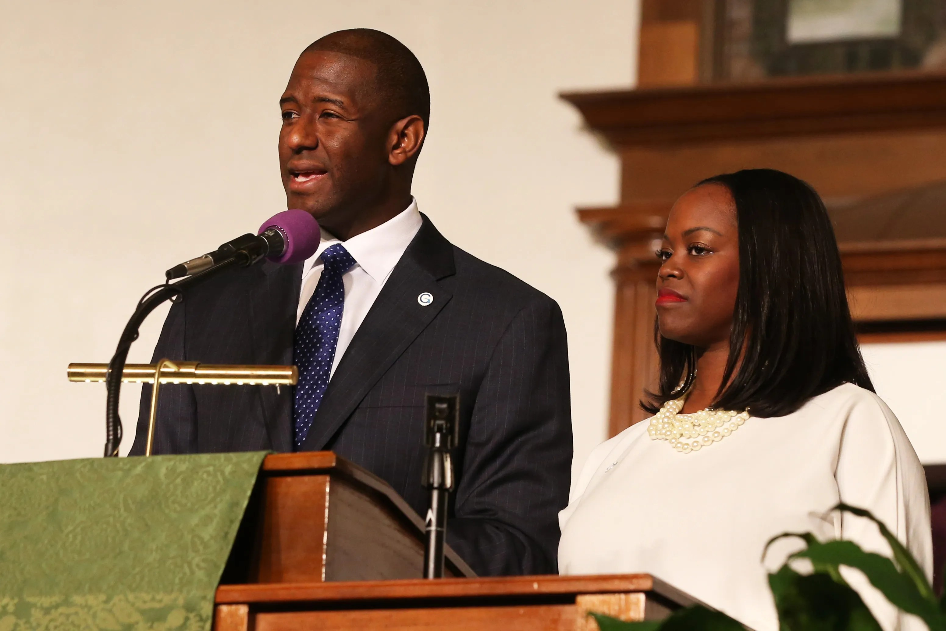 Democrat Andrew Gillum concedes for 2nd time in Florida ...