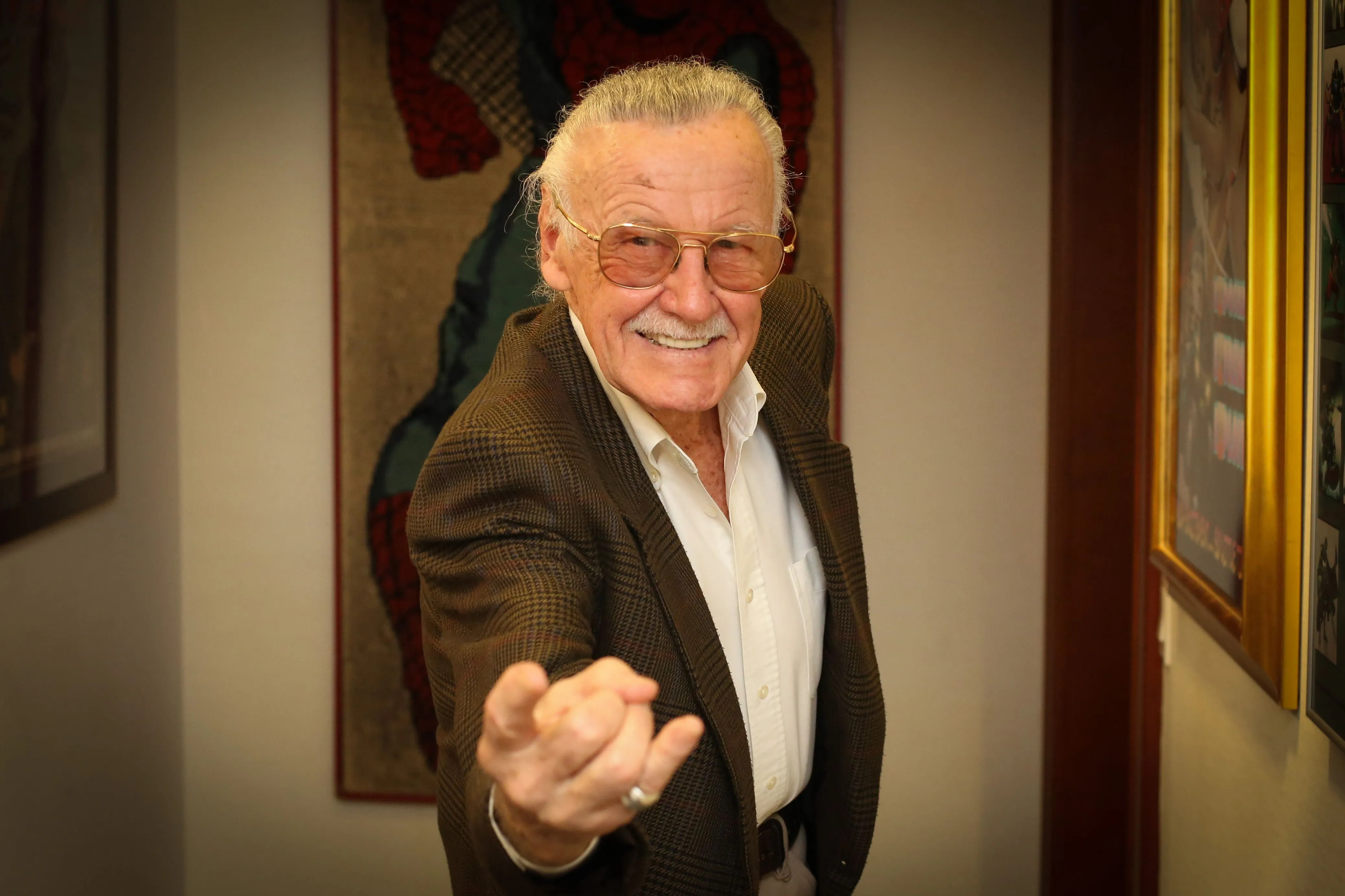 Stan Lee dies: 'It's like somebody punched you in the stomach'