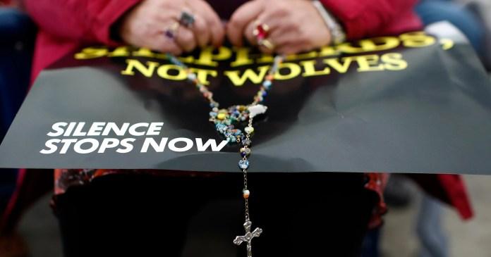 Resultado de imagen para say no to ppedophile priest