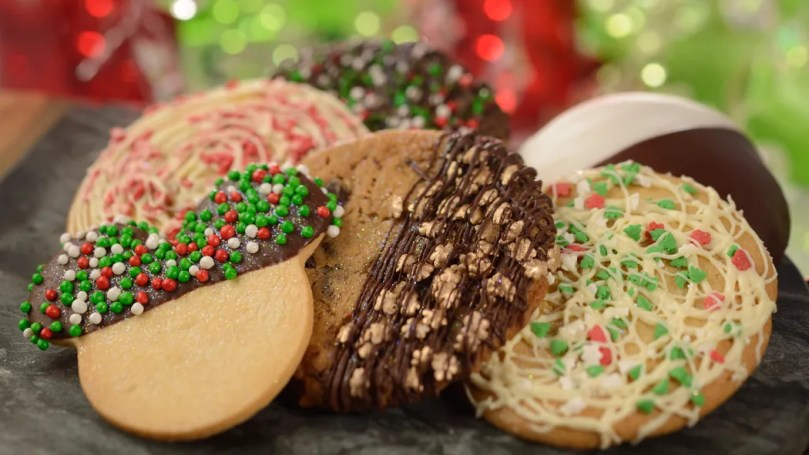 Image result for cookie trail disney epcot 2019