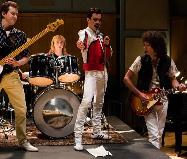 Bohemian Rhapsody Hyde Parks Joe Mazzello Rides Success With Queen