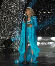 Jennifer Aniston rocked an outrageous, Dolly Parton-inspired dress in