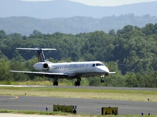 """Asheville Regional Airport will operate normally during the federal government shutdown.  TSA air traffic controllers and security officers are considered """"essential"""" employees."""