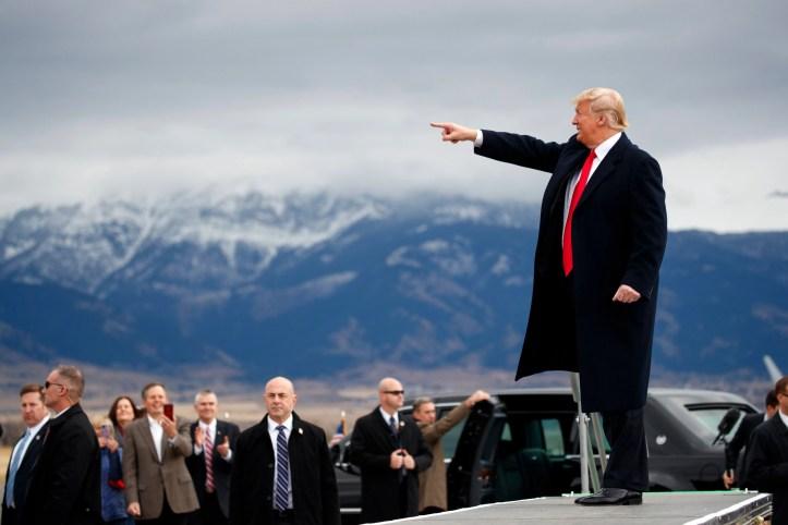 Ap Trump What A Year A File Usa Mt