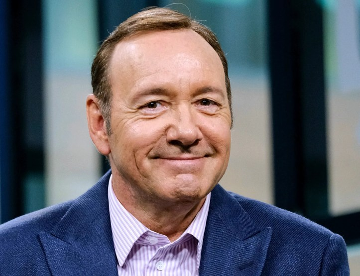 Kevin Spacey in May 2017 in New York.Evan Agostini/Invision/AP