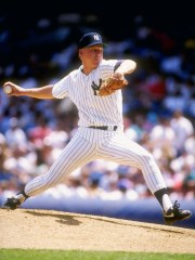 Wade Taylor pitched one season in the major leagues, for the New York Yankees in 1991.