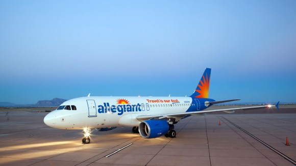 Allegiant Air has 19 routes to her summer schedule.